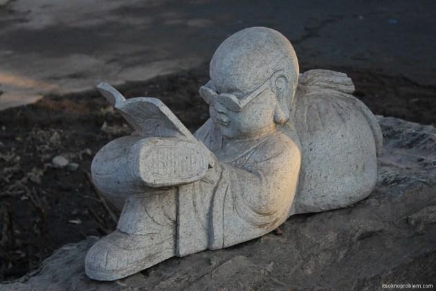 Достопримечательности Баодина храм Дартсы
