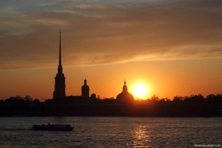 Санкт-Петербург туристический