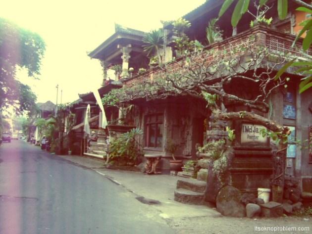 Дом художника. 乌布. 巴厘岛. 印尼