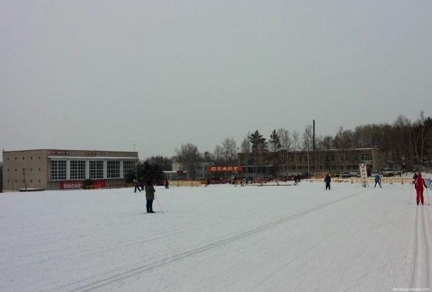 Спорт в Хабаровске. Куда пойти кататься. Лыжи, сноуборд. Фото