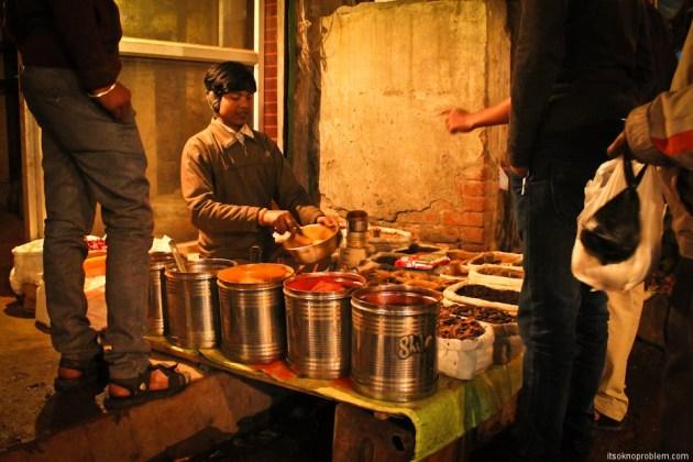 Настоящая Индия на Мэйн Базаре фото. Специи