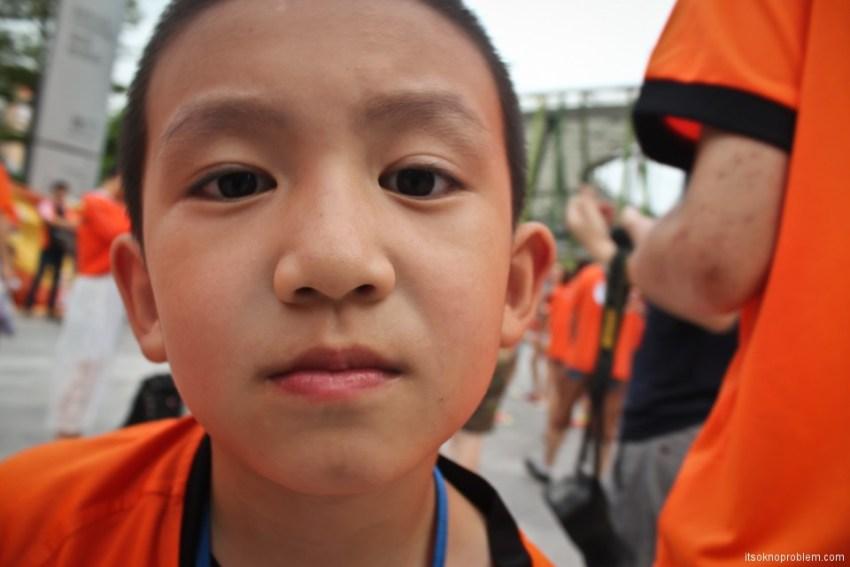 Football in China. Первая встреча с китайскими ультрас