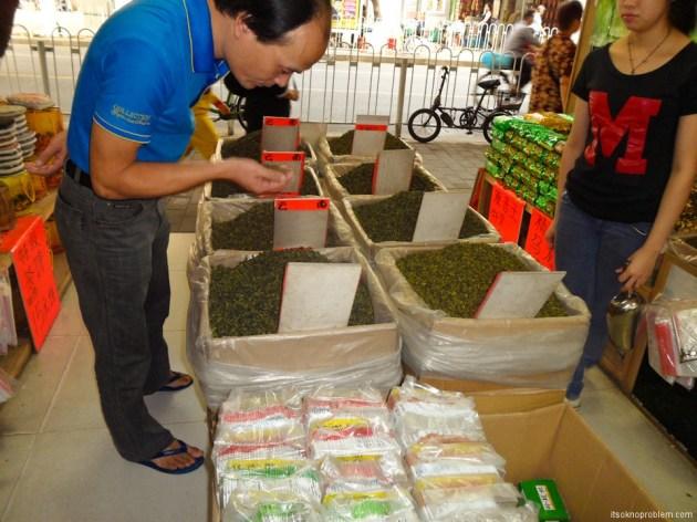 Tea from China. Какой попробовать и что привезти. Сорта и чайные рынки