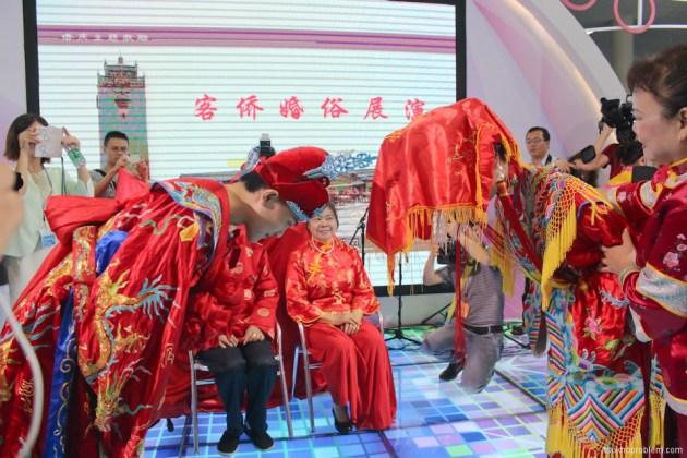 Свадьба в Китае. Фотосессия для новобрачных