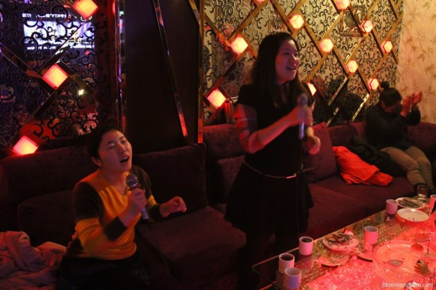 Top 10 most popular hits in chinese karaoke (KTV)