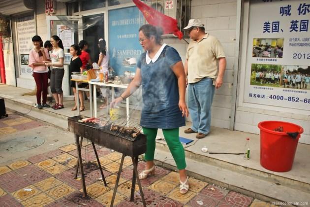 8 блюд которые нужно попробовать в Китае. Шашлык