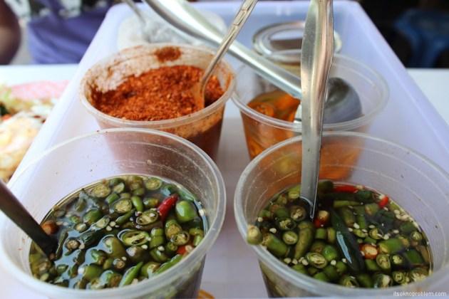 Tasty Week. Thailand. Приправы к тайским блюдам
