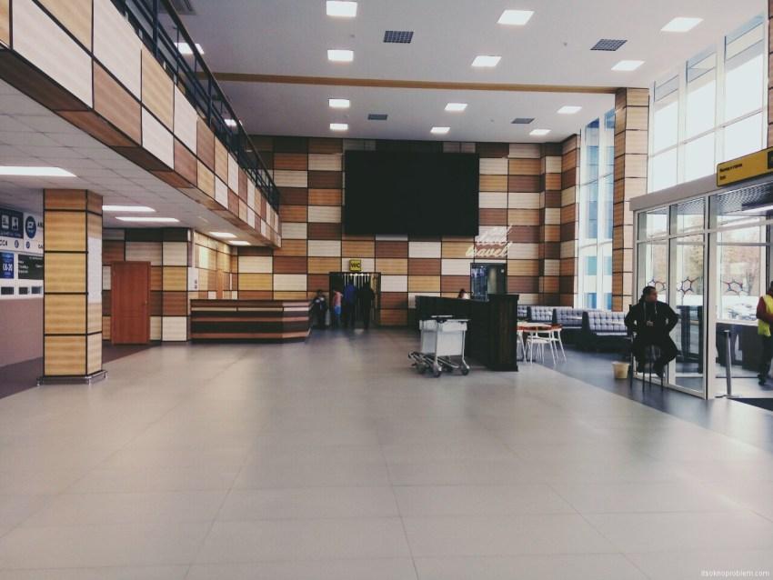 辛菲罗波尔机场