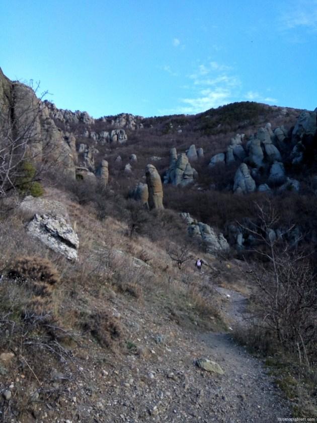 Demerdzhi - 调整后谷