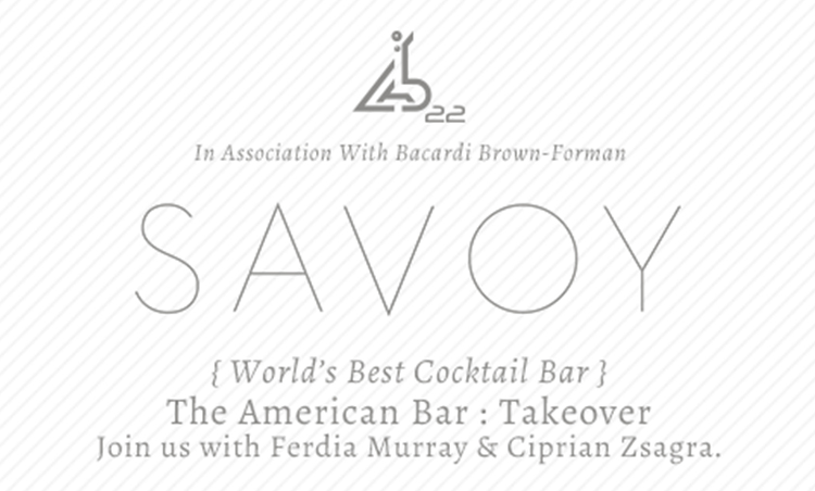 The Savoy takes over Lab 22