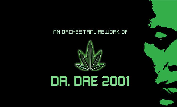 Dr Dre's classic album 2001 played in full by a live orchestra