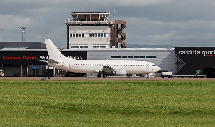 Cardiff Airport hits 1.5m milestone