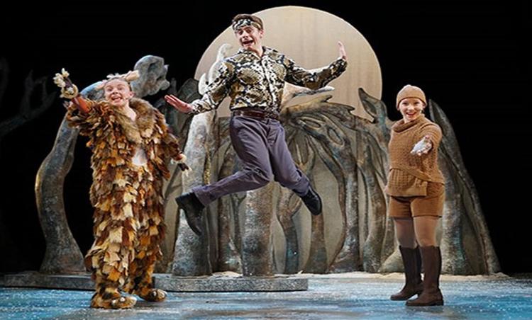 Gruffalo's Child at the New Theatre