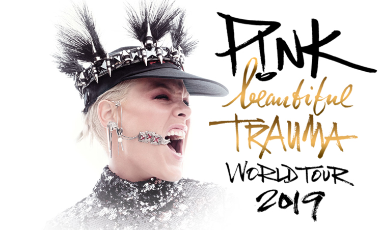Is Pink about to announce a massive Cardiff gig?