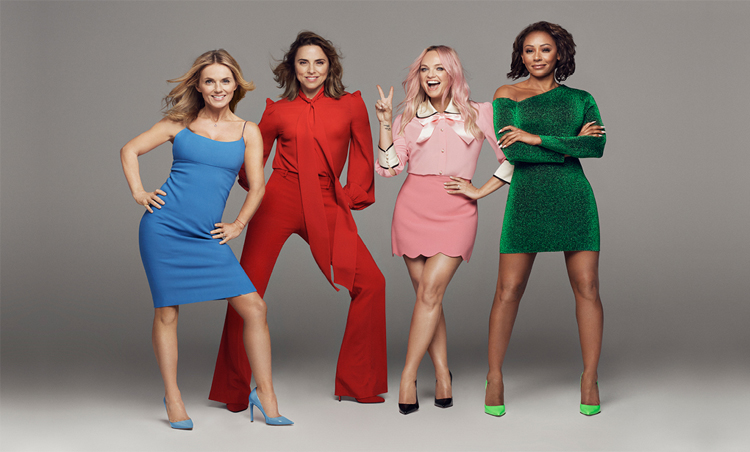 SPICE GIRLS ANNOUNCE ADDED DATE FOR CARDIFF