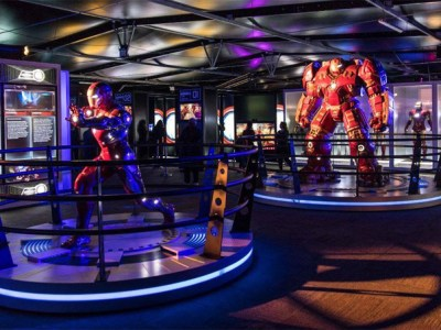 Marvel's Avengers S.T.A.T.I.O.N. launches in Cardiff