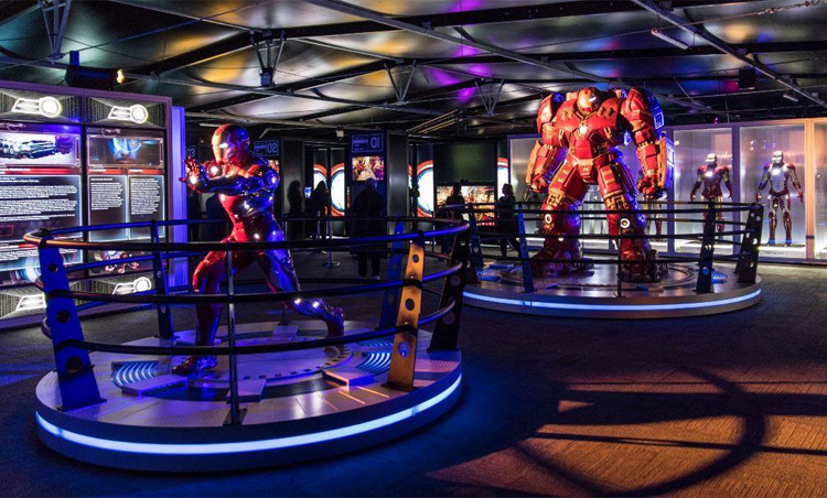 Marvel's Avengers S.T.A.T.I.O.N. launches in Cardiff .