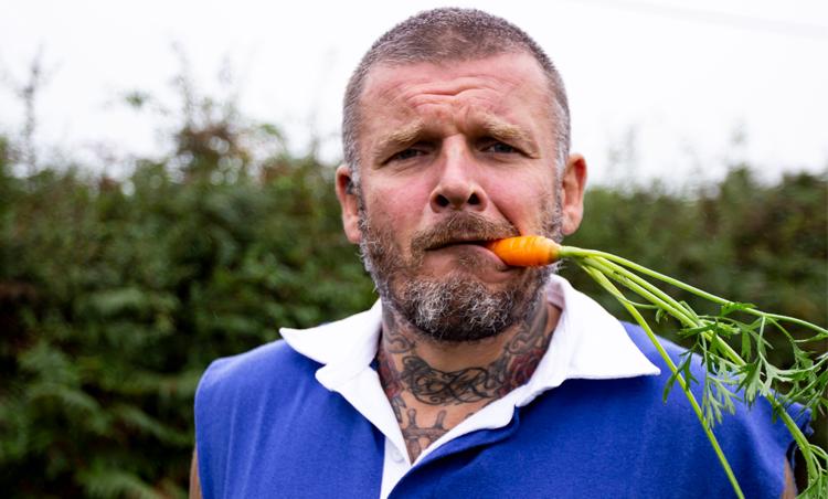 TV's Dirty Vegan Pop-up at the Depot
