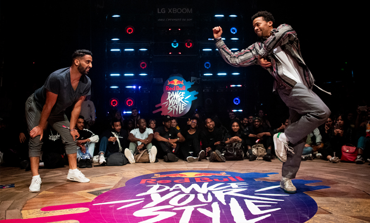 A Red Bull Dance Battle Competition Is Going To Be Held In Cardiff