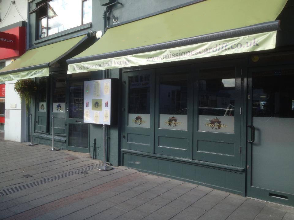 An Irish pub is set to open on the site of Miss Jones  Cardiff