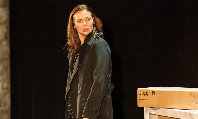 The Girl On The Train at the New Theatre – Review