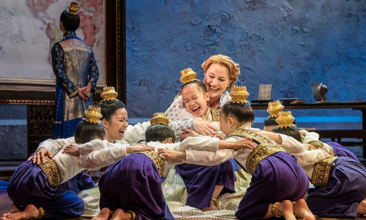 The King and I comes to the Wales Millennium Centre