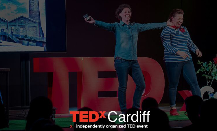 The world famous TEDx Talks return to Cardiff.