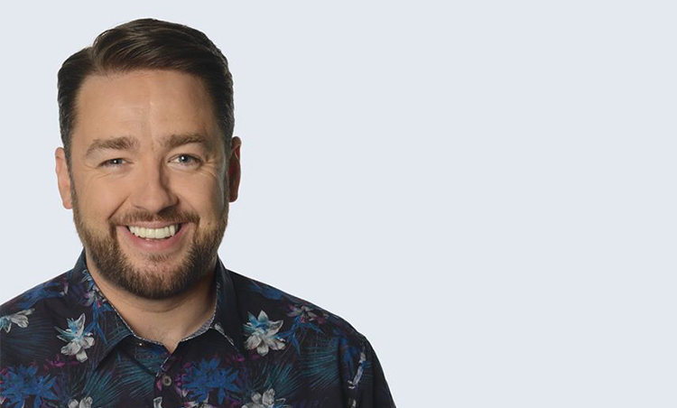 Jason Manford New Tour 'LIKE ME' Is Coming To Cardiff