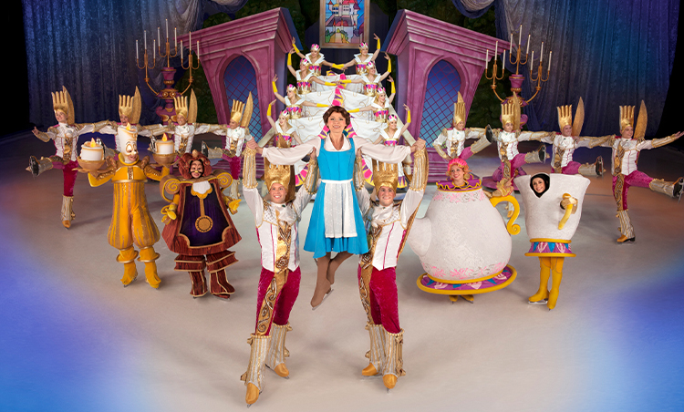Additional Cardiff performance for ice-skating spectacle Disney On Ice presents Magical Ice Festival