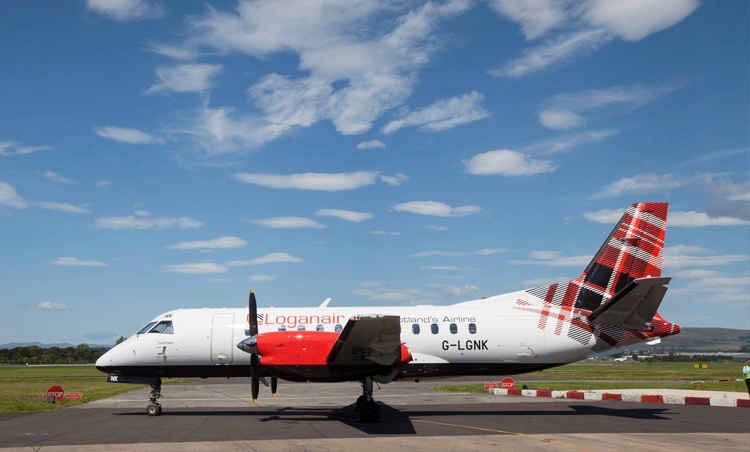 Loganair Has Announced It Will Take Over Flybe  Flights To Scotland
