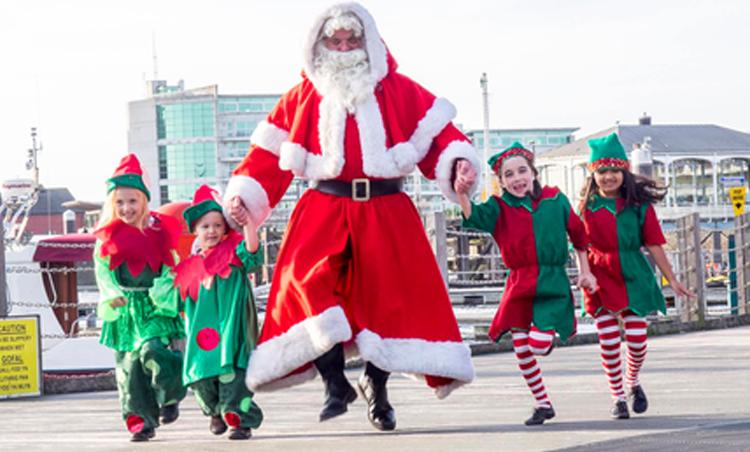 The Santadash to Christmas is On!