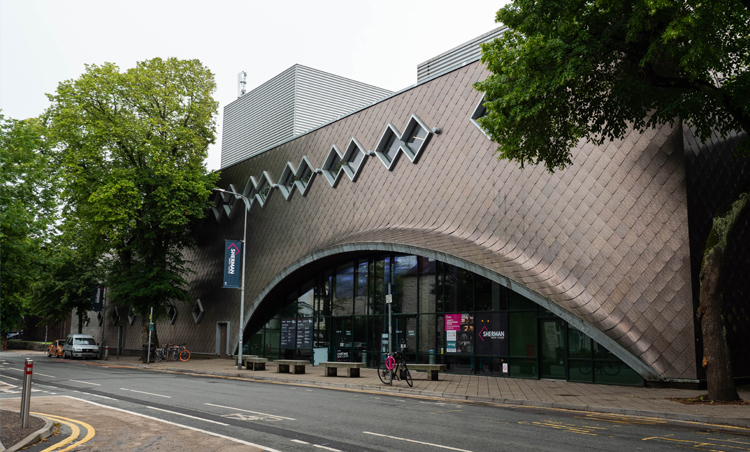 Celebrating Cardiff voices and experiences with Sherman Theatre's Audio Series