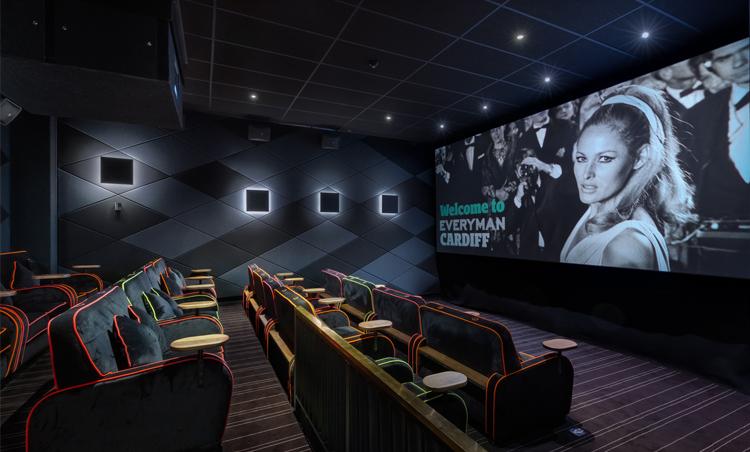 The Everyman Cinema Re-opens