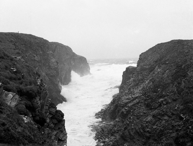 """The high seas"" Cornwall"