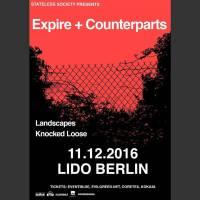 Next week concerts: 05 December - 11 December 2016
