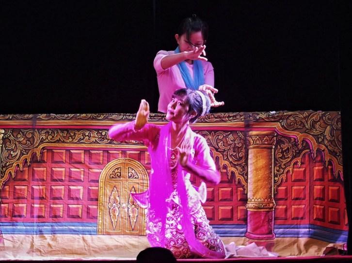 Mandalay Marionette?