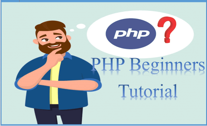 PHP Beginners Tutorial Introduction