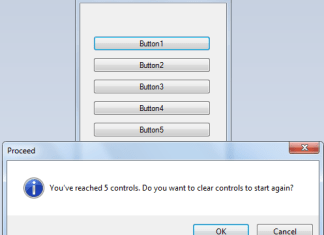 How to Create a Button Programmatically in VB.Net
