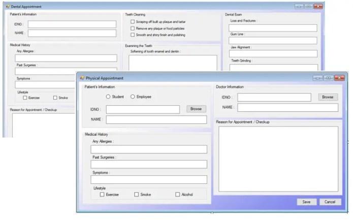 Hospital Information Management System Using Visual Basic 2008 with MySQL Database