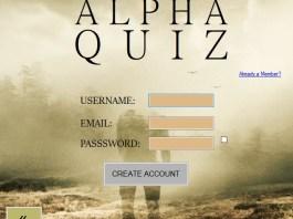 Mini Quiz System Using Visual Basic 2013