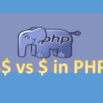 PHP $$ and $ Variable