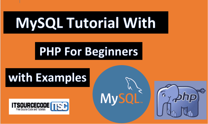 MySQL Tutorial For Beginners