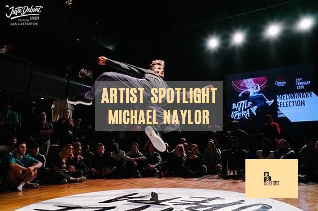 ARTIST SPOTLIGHT: MICHAEL NAYLOR