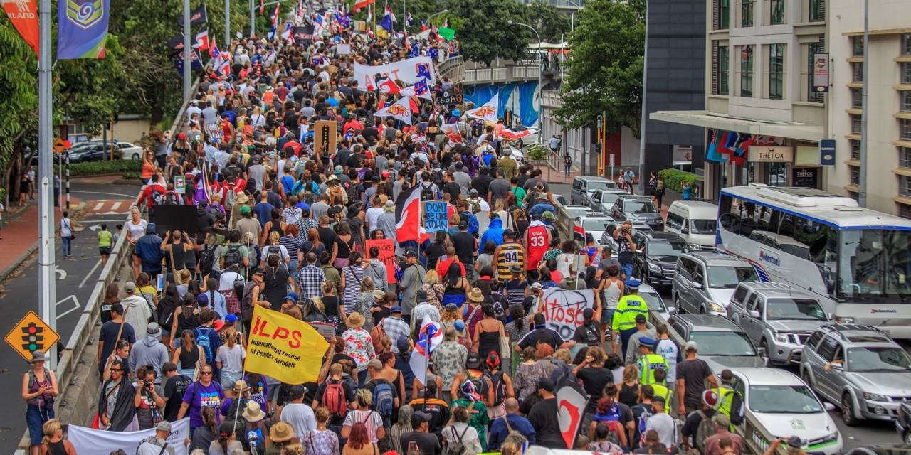 It's Time For the Greens To Play Hardball on TPPA