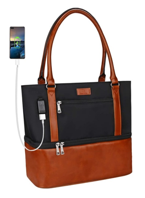 Monstina Womens Lunch Tote