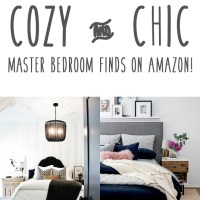Cozy & Chic Bedroom Inspiration from Amazon
