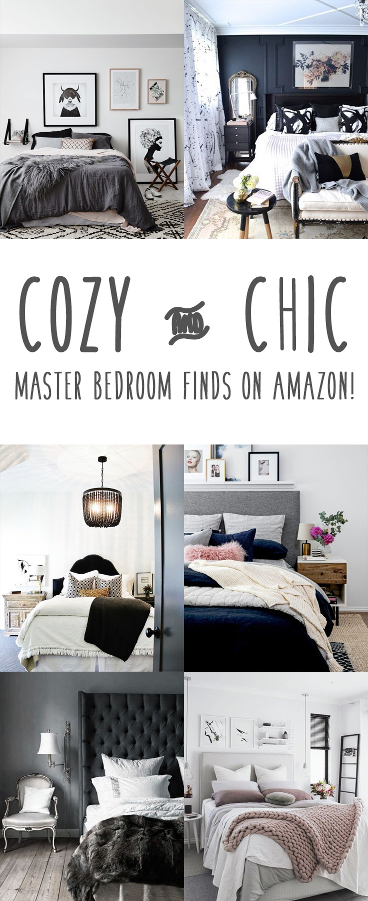Cozy Amp Chic Bedroom Inspiration From Amazon Its Pam Del