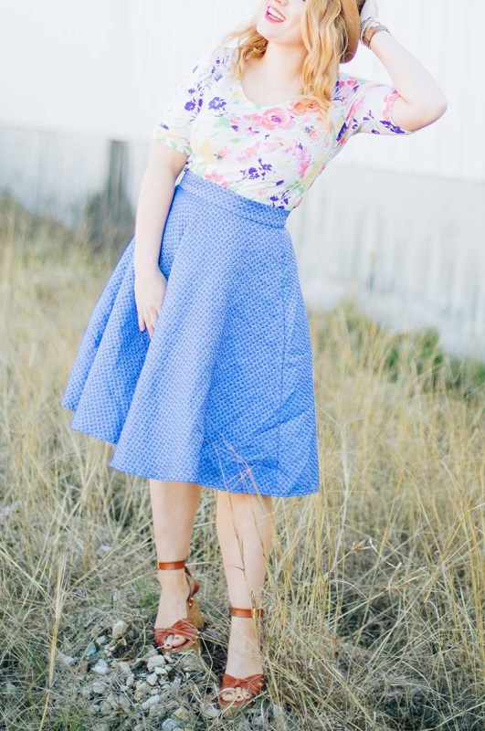 Spring Time Vibes & How To Add Color   Thrift Store Style