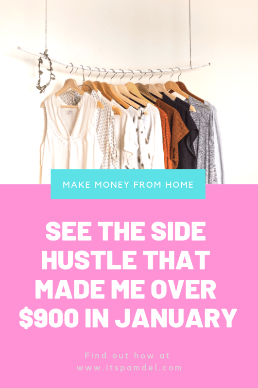 How I Made Over $900 Reselling Online In January 2019!