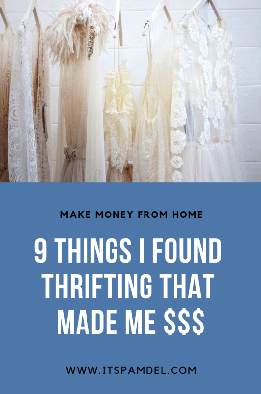 9 Items I Flipped For a Profit!